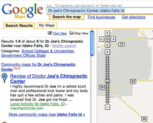 Google Maps Rss Feeds Of Data Into My Maps