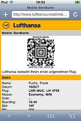 Fuch's e-Ticket