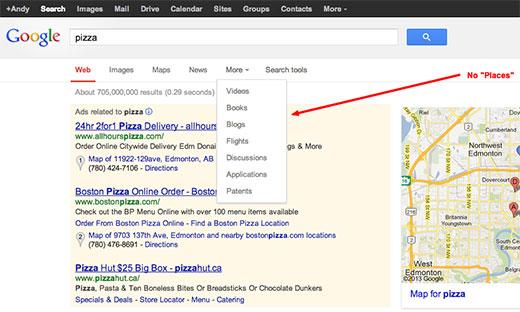 pizza-Google-Search