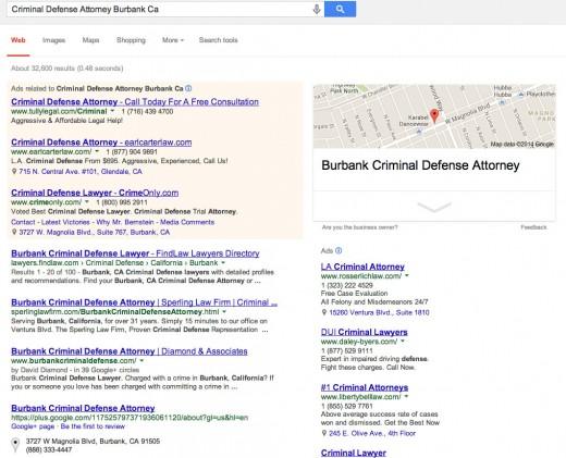 Burbank-criminal-defense