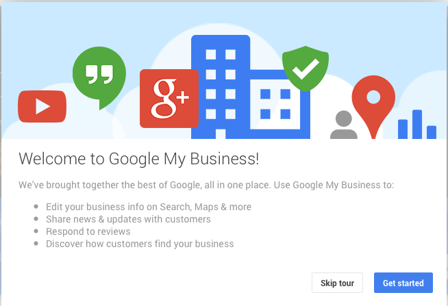 Online Marketing Google My Business