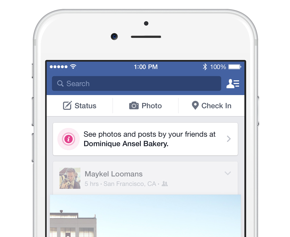 Facebook Makes Retail Beacons Available for Free