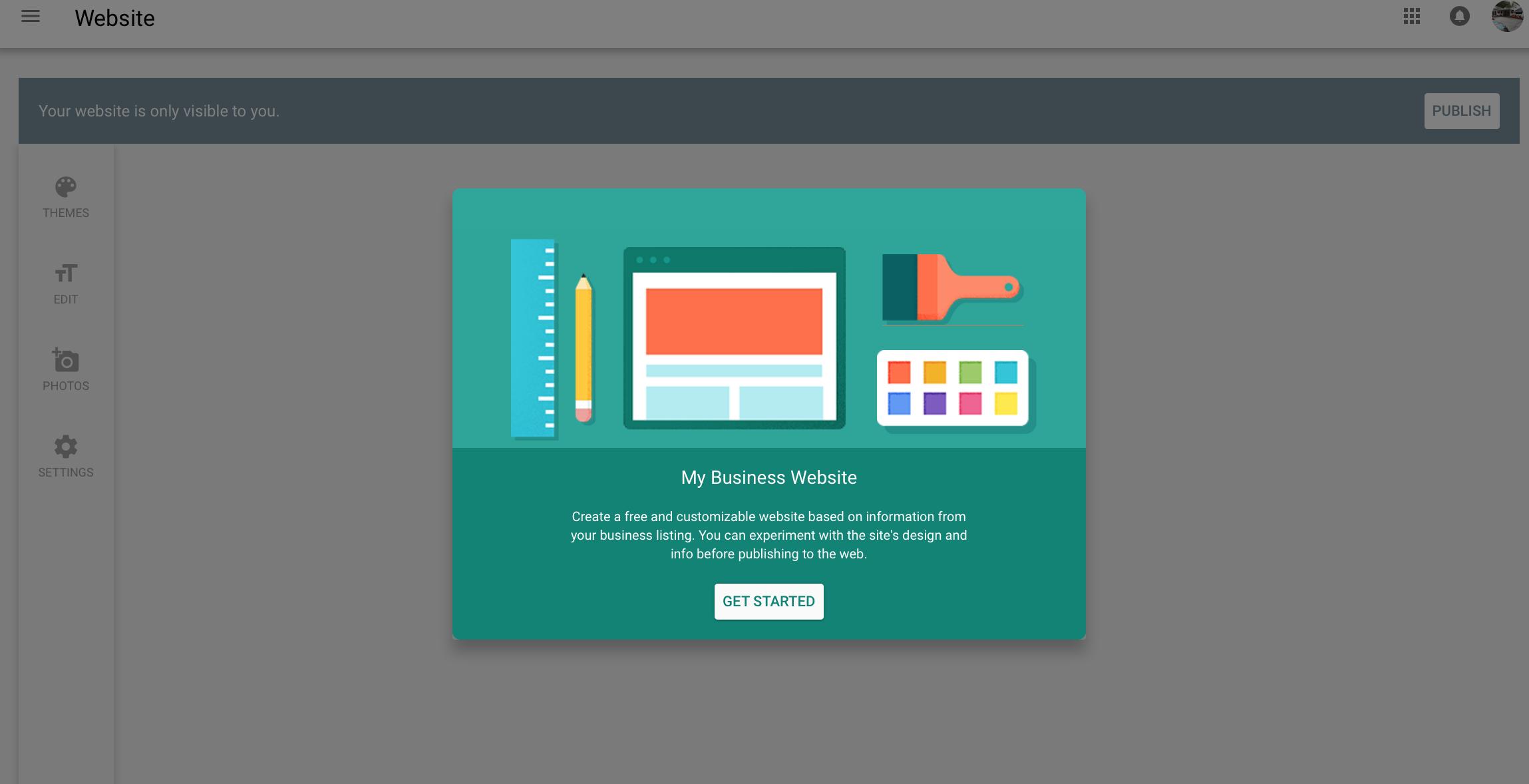 Google My Business Website FAQ