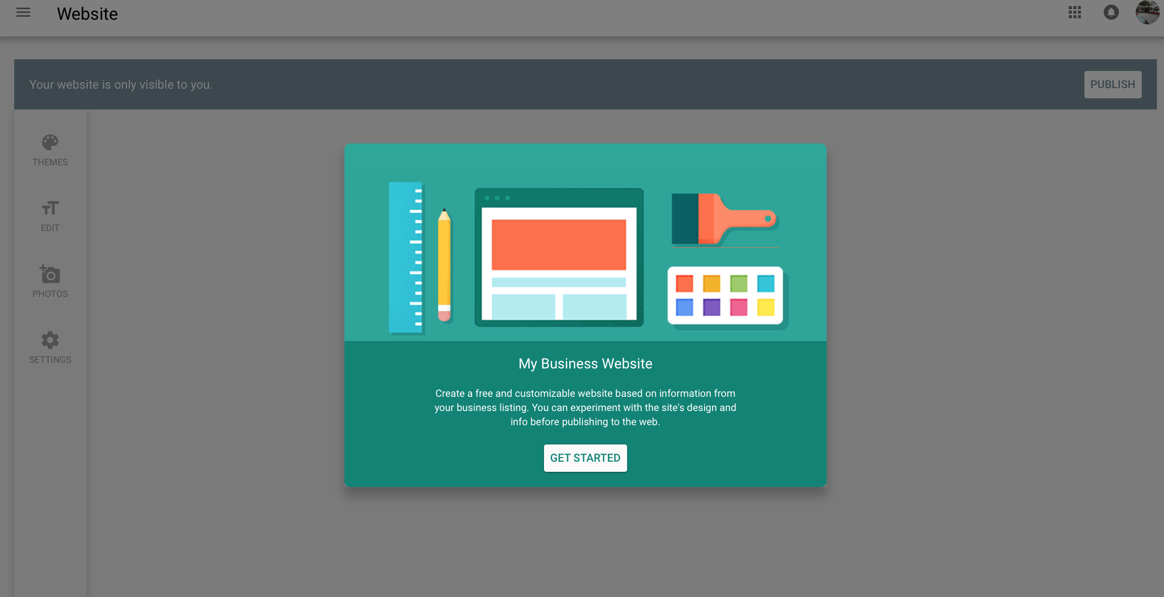Google Mybusiness Website Builder Released Worldwide