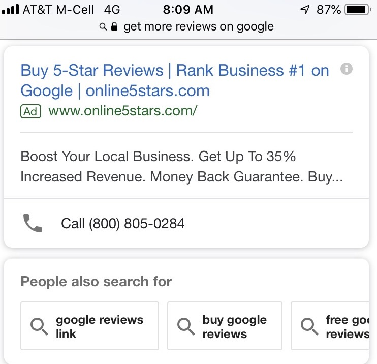 How Google Helped Foster the Fake Review Economy and
