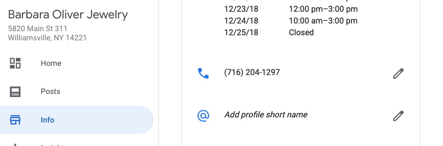 Google My Business Rolling Out Short Names